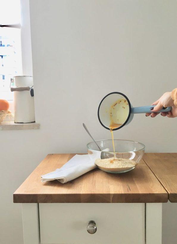 Sezamki domowej produkcji