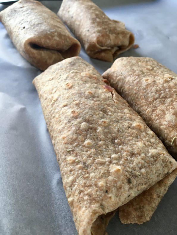 Burrito w wersji dietetycznej