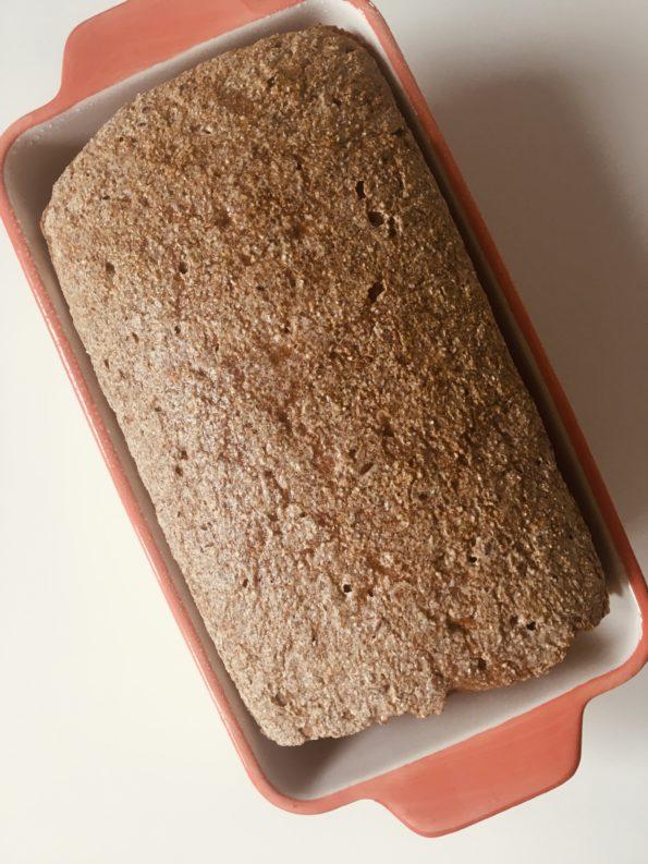 Chleb żytni na zakwasie - przepis