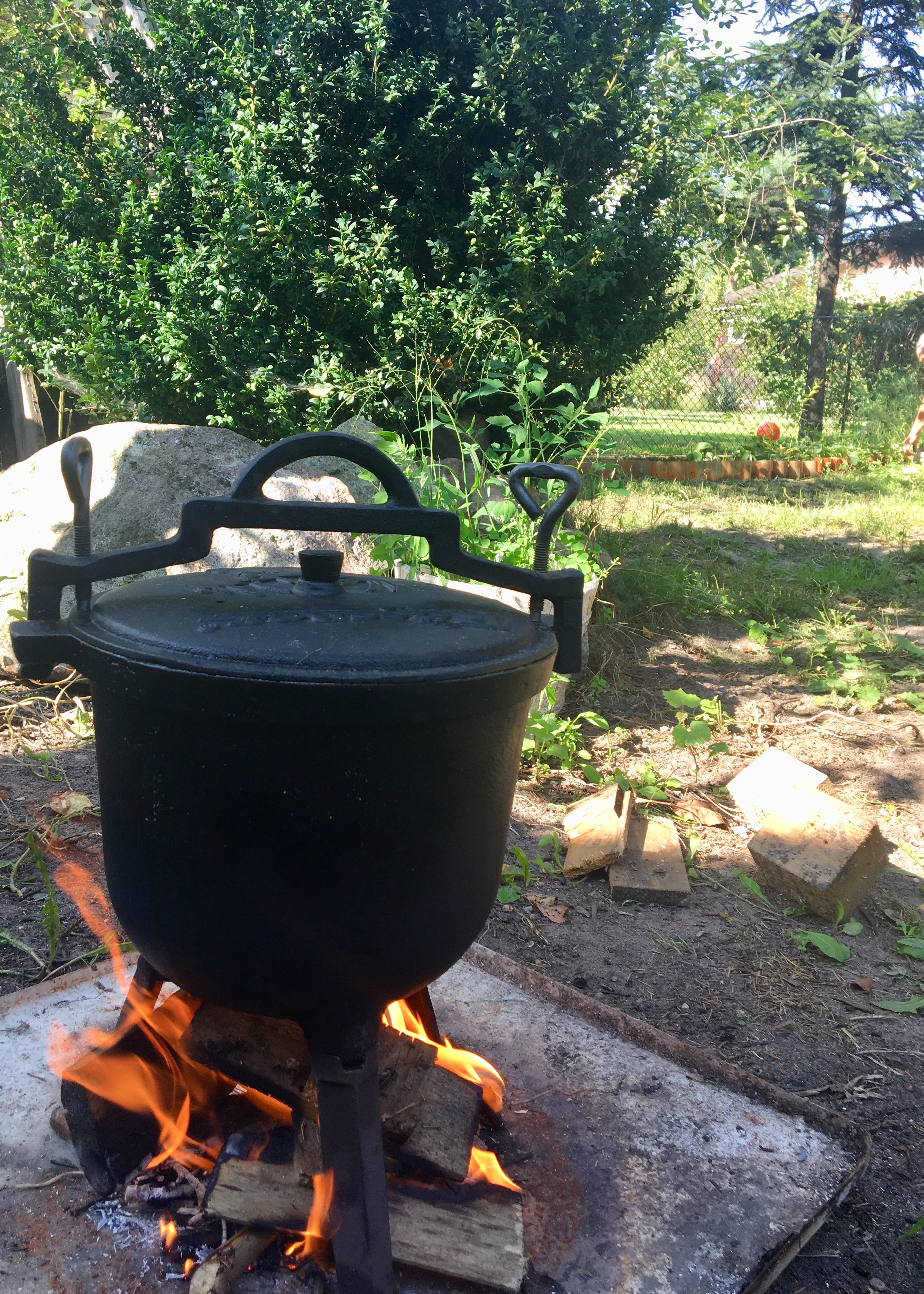 Kociołek z ogniska – pyszny przepis