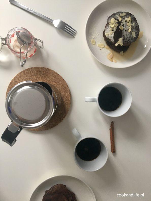 """Placki kakaowe"