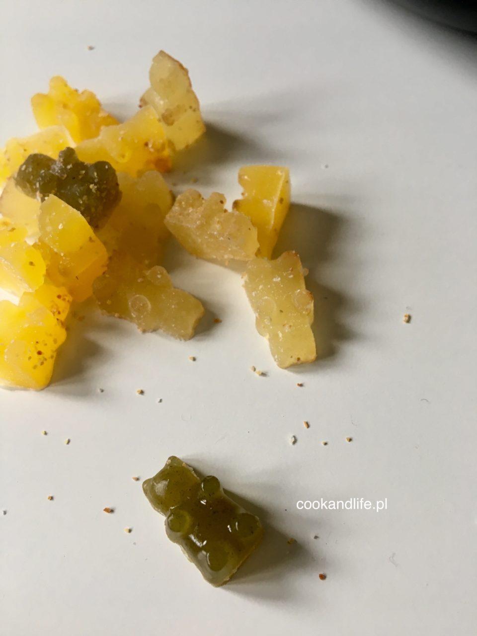 Żelki domowe z witaminą C