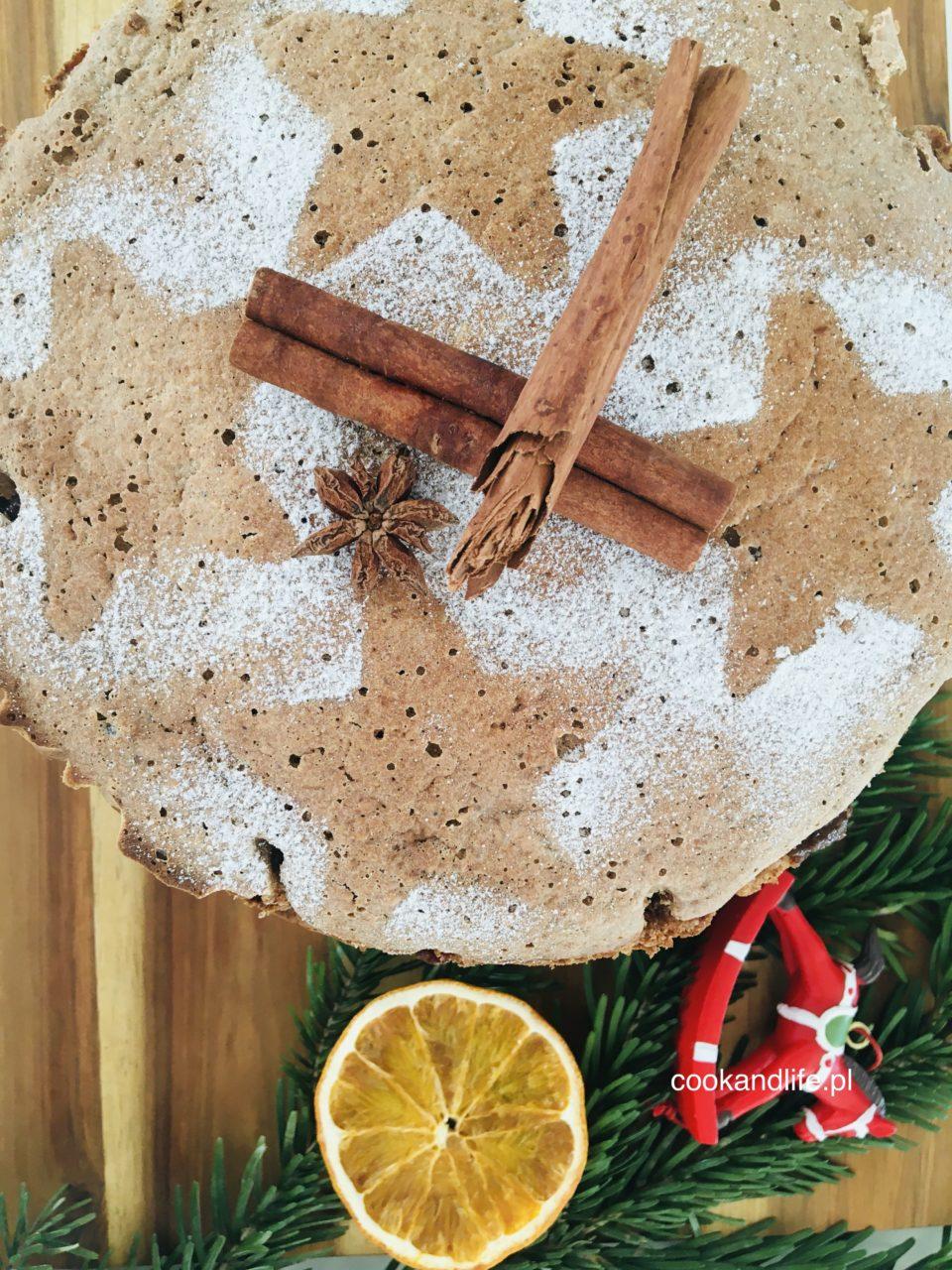 Piernik odchudzony świąteczny przepis