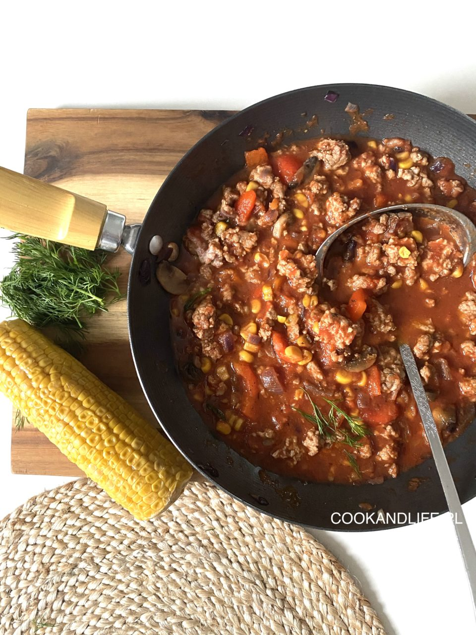 Chili con carne - przepis dla leniwych